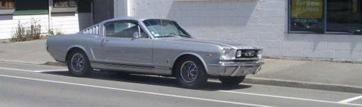 Hát igen, ez a '64-es Mustang mindelhol megdobogtatja a szíveket