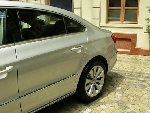 Hasznos a Volkswagen adaptív futóműszabályzó rendszere