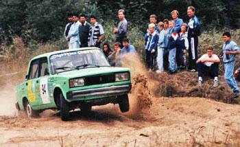 Kari-Szözsi 1997 Galga Kupa, fék nélkül