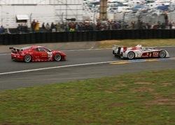 Sokáig a 2-es Audi vezetett