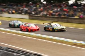Aston – Ferrari – Aston – Corvette