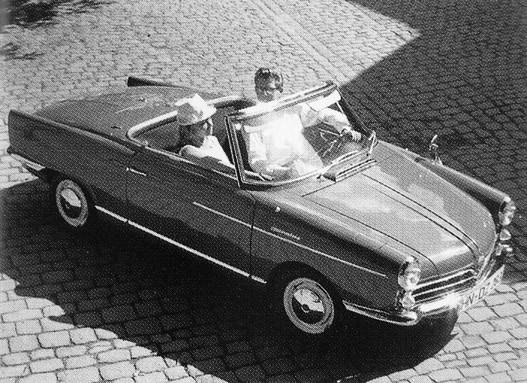 NSU Wankel Spyder, a világ első szériagyártású, bolygóműves motorral szerelt autója