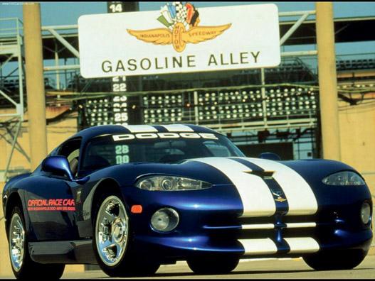 Dodge Viper, Dan Guney-buborékokkal a tetején. Egyre többet ér
