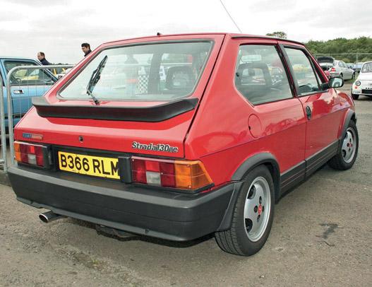Fiat Ritmo TC. A rozsda mindet elpusztította. Amit véletlenül nem 57a49ff99e