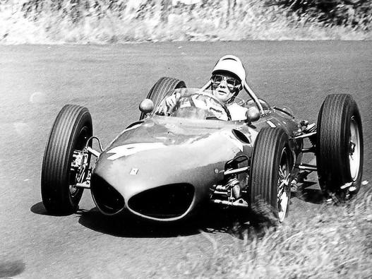 Phil Hill és a 156 F1