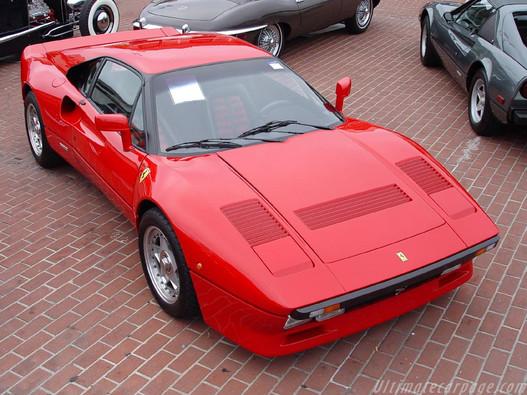 288 GTO. Vadonatújonnan klasszikus lett