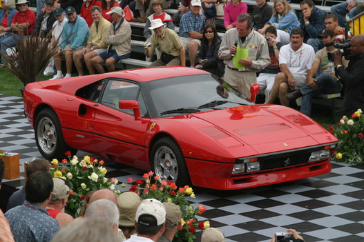 Versenytechnika a közútra - a 288 GTO-ban együtt volt, amihez a Ferrari a legjobban értett