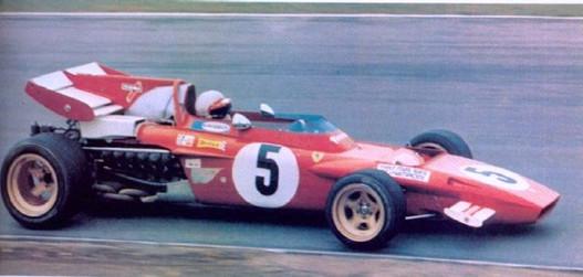 1970-ben már így nézett ki a 312 B