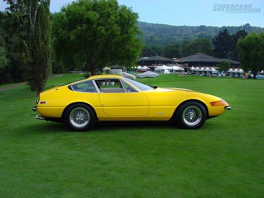 365 GT4 Daytona, sokak szerint minden idők legjobb orrmotoros GT-je