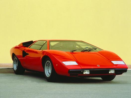 Lamborghini Countach, amihez képest egy Ferrari 512 BB csak vicc volt