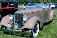 Packard Le Baron 1934-ből