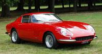 Ferrari 275 GTB utcai kivitele