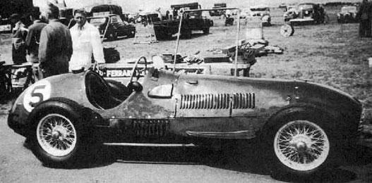 Kompresszor, független hátsó felfüggesztés, kettős DOHC: az 1948-as Tipo 125 F1