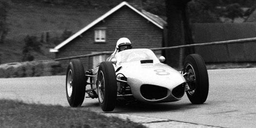 1961-ben már középmotorral futottak a Formula-1-es Ferrarik. És nyertek