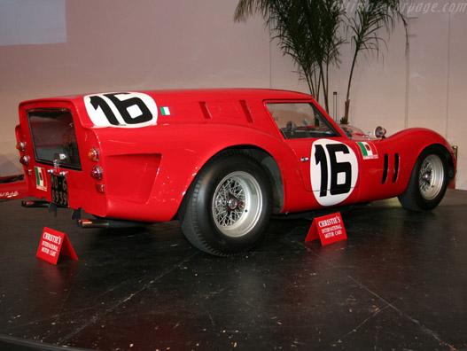 Volpi gróf 250 Breadvanje, ami igazából nem is Ferrari
