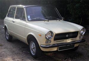 1969 szenzációja, az Autobianchi A112
