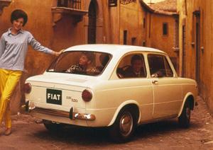 Megelőzte a 127-est, de nem olyan ügyes: Fiat 850