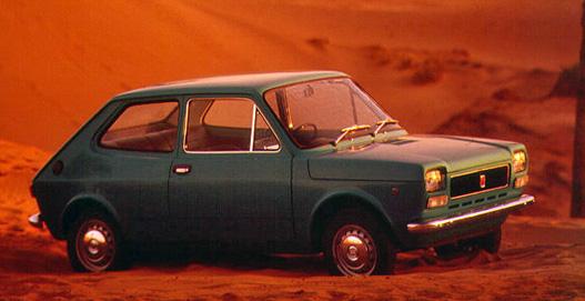 Amilyen harmonikus kívül, olyan kiforrott a tartalma: Fiat 127