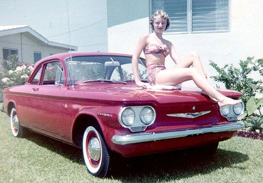 Chevy Corvair