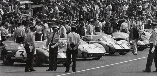 """'66-ban még a """"Gentlemen, start your engines!"""" stílusában ment a rajt Le Mans-ban"""