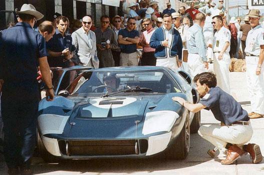 Dan Gurney, Sebring, 1966