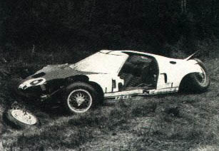 Tesztelés és törés. 1964, Le Mans