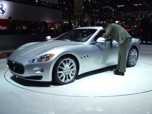 Maserati Gran Turismo Coupé