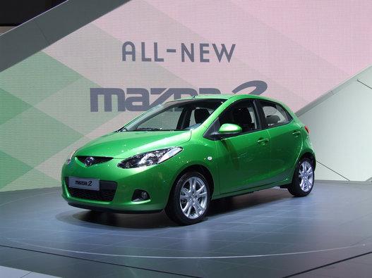Mazda2 2007