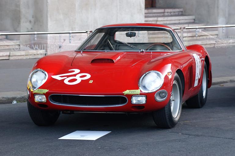 A Ferrari 250 GTO 1964-es kiadásából összesen 3 darab készült