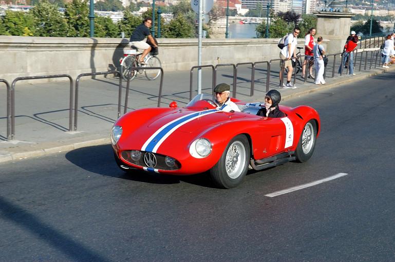 Maserati 300 S 1955