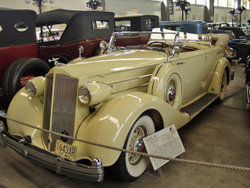 Dietrich Custom Packard 1936
