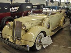 Dietrich Custom Packard 1936