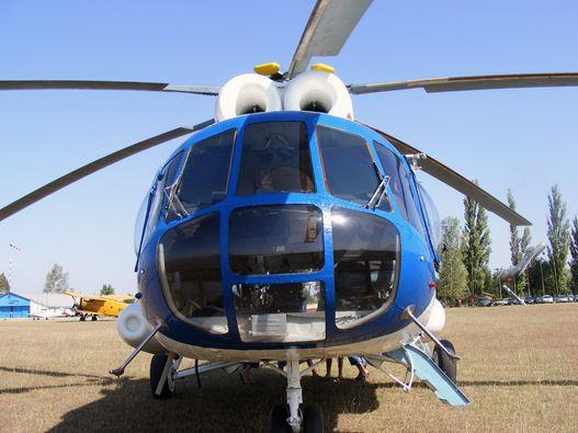 A Mi-8 máig a világ egyik legsokoldalúbb és legelterjedtebb helikoptere
