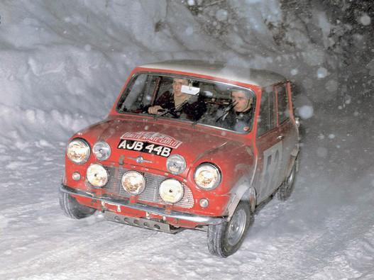 Tino Makinen és Paul Easter az 1965-ös MC-győzelem felé