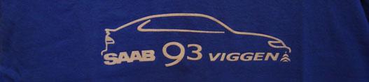 A Viggen tulajdonos saját tervezésű pólója