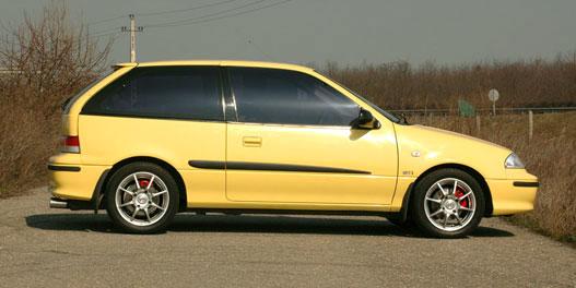 4 darab sárga hibrid GTi van Magyarországon, 1 fehér ötajtós, az tavaly a gyorsulási versenyen első lett a kategóriájában