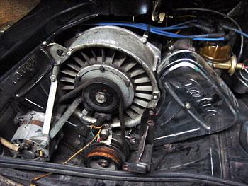 A léghűtéses V8, minden Tatra lelke