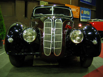 BMW 327 1939-ből