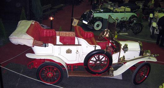 Fiat Wien Dolomit 1911-ből