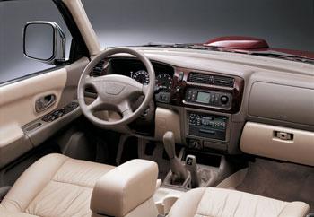 Drága és nehéz, viszont hasznos a központi difi:  a Mitsubishi Pajerót ez teszi királlyá terepen