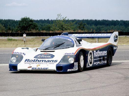 Egy Porsche a C-csoportból