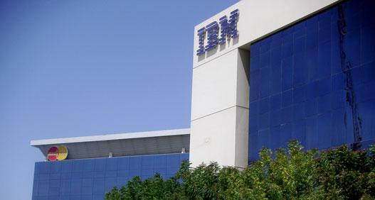 Az IBM dubai székháza