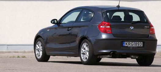 Ez a legolcsóbb takarékoskodási mód: BMW 118d Efficient Dynamics, start-stop rendszerrel, generátor-önindítóval