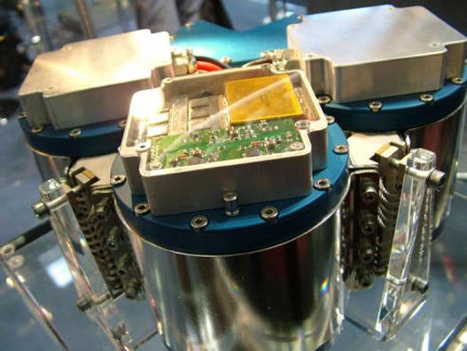 A Bosch moduláris felépítésű lendkerekes tárolója
