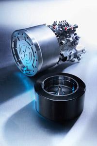 A mechanikus rendszer lelke:a fokozatmentes váltó (Xtrac)