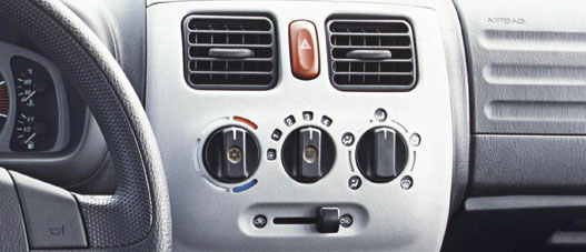 Manuális rendszer - megnyomom a gombot és jön a hideg
