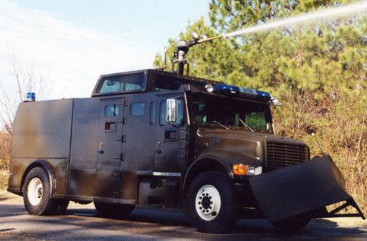 Alpine Riot Control, Amerikából