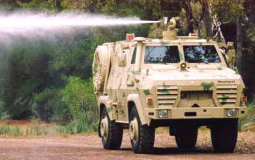 Shorland S600 Ausztráliából