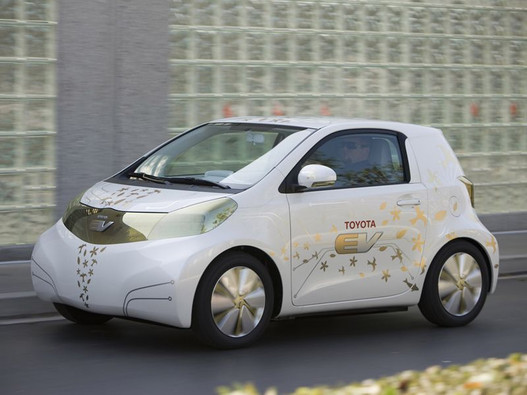 Toyota FV-ET: az eredeti iQ intelligensebb és gyártható megoldás