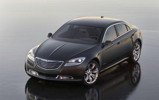 Chrysler 200C Concept. Kívánatos autó, ígéretes adatokkal